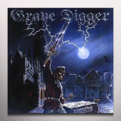 Grave Digger EXCALIBUR Vinyl Record - Colored Vinyl, Limited Edition, 180 Gram Pressing