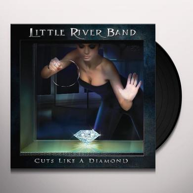 Little River Band CUTS LIKE A DIAMOND Vinyl Record