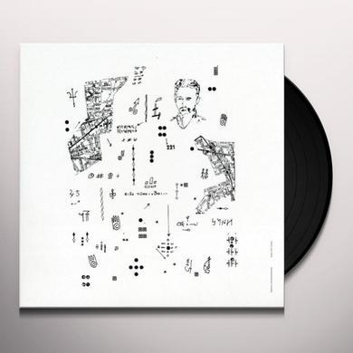 Jean-Louis Brau INSTRUMENTATIONS VERBALES Vinyl Record