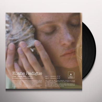 Eliane Radigue VICE-VERSA ETC Vinyl Record
