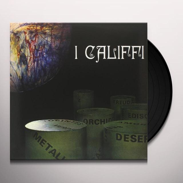 I Califfi FIORE DI METALLO Vinyl Record
