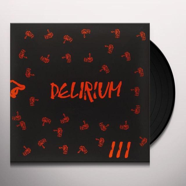 Delirium III Vinyl Record