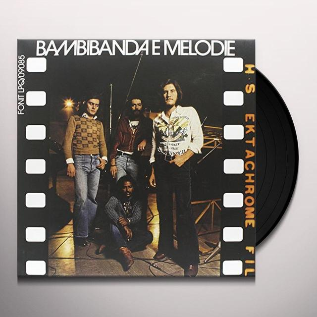Bambibanda E Melodie SAME Vinyl Record
