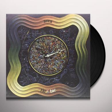 Area TIC & TAC Vinyl Record