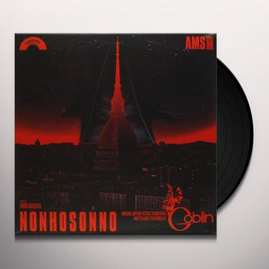 Goblin NON HO SONNO Vinyl Record