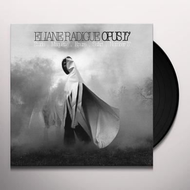 Eliane Radigue OPUS 17 Vinyl Record