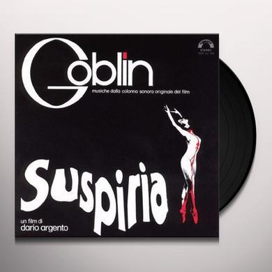 Goblin SUSPIRIA Vinyl Record