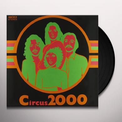 CIRCUS 2000 Vinyl Record