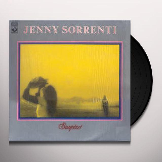 Jenny Sorrenti SOSPIRO Vinyl Record