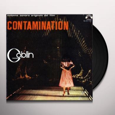 Goblin CONTAMINATION Vinyl Record