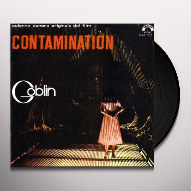 Goblin CONTAMINATION Vinyl Record