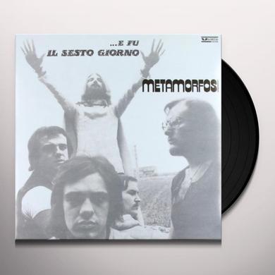 Metamorfosi FU IL SESTO GIORNO Vinyl Record