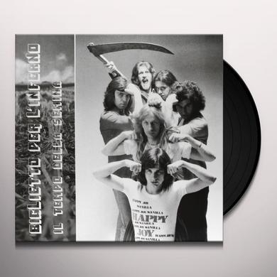 Biglietto Per L'Inferno IL TEMPO DELLA SEMINA Vinyl Record