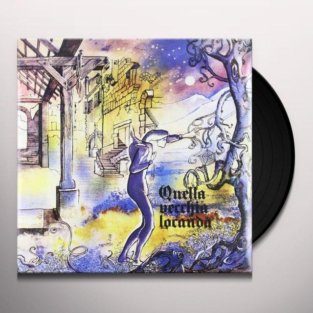 QUELLA VECCHIA LOCANDA Vinyl Record