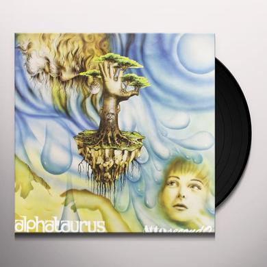 Alphataurus ATTOSECONDO Vinyl Record
