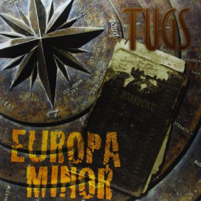 Tugs EUROPA MINOR Vinyl Record