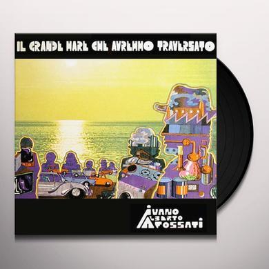 Ivano Alberto Fossati IL GRANDE MARE CHE AVREMMO TRAVERSATO Vinyl Record