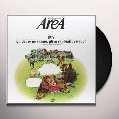 Area 1978 GLI DEI SE NE VANNO Vinyl Record