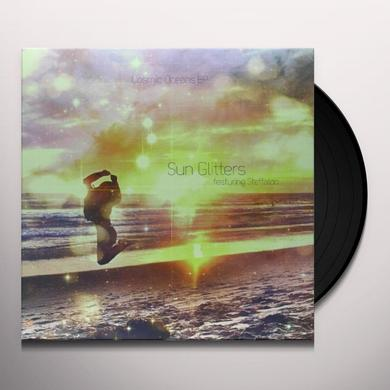 Sun Glitters COSMIC OCEANS Vinyl Record