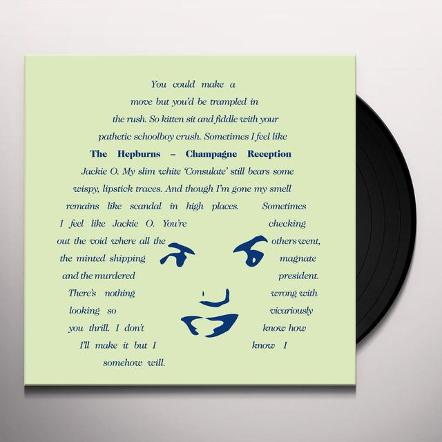 Hepburns CHAMPAGNE RECEPTION Vinyl Record