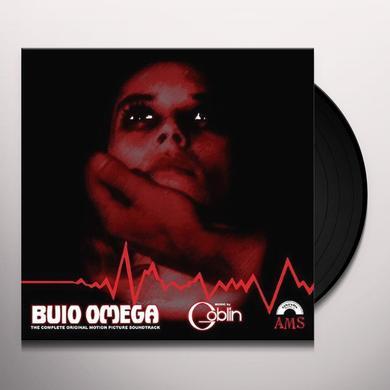 Goblin BUIO OMEGA Vinyl Record