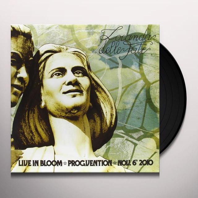 Locanda Delle Fate LIVE IN BLOOM Vinyl Record