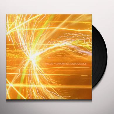 Echoeco L'EXPERIENCE ACOUSMAGIQUE Vinyl Record