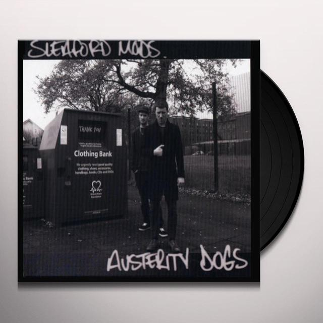 Sleaford Mods AUSTERITY DOGS Vinyl Record
