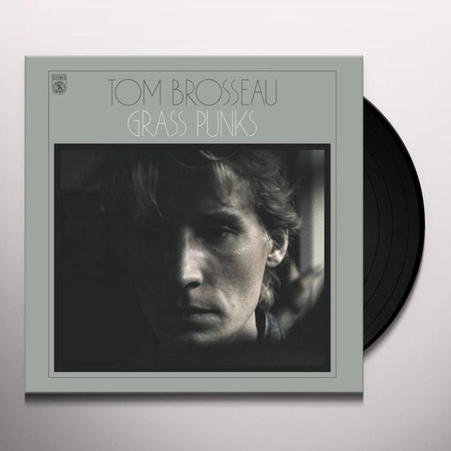 Tom Brosseau GRASS PUNKS Vinyl Record
