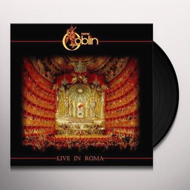 New Goblin LIVE IN ROME Vinyl Record