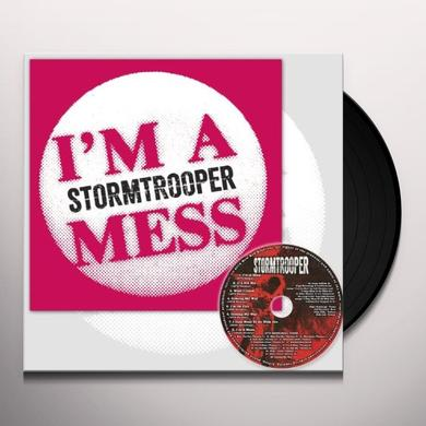 Stormtrooper IM A MESS Vinyl Record - w/CD, Reissue