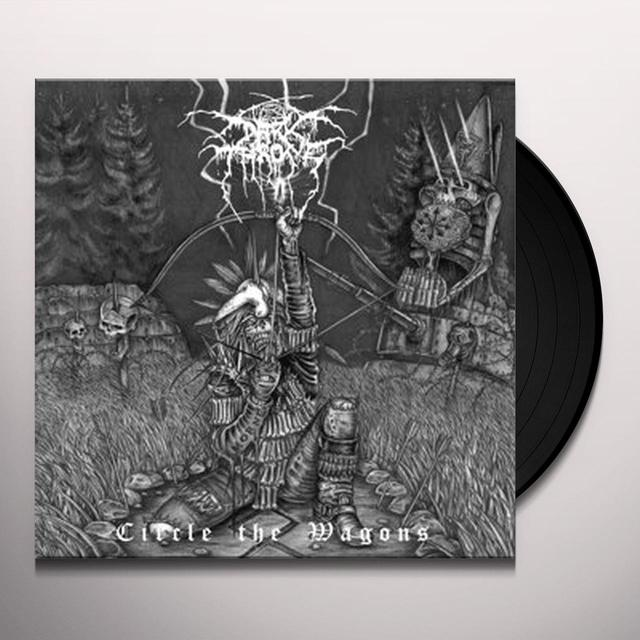 Darkthrone CIRCLE THE WAGONS Vinyl Record