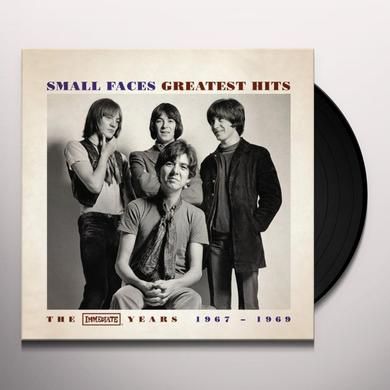 Small Faces IMMEDIATE YEARS Vinyl Record