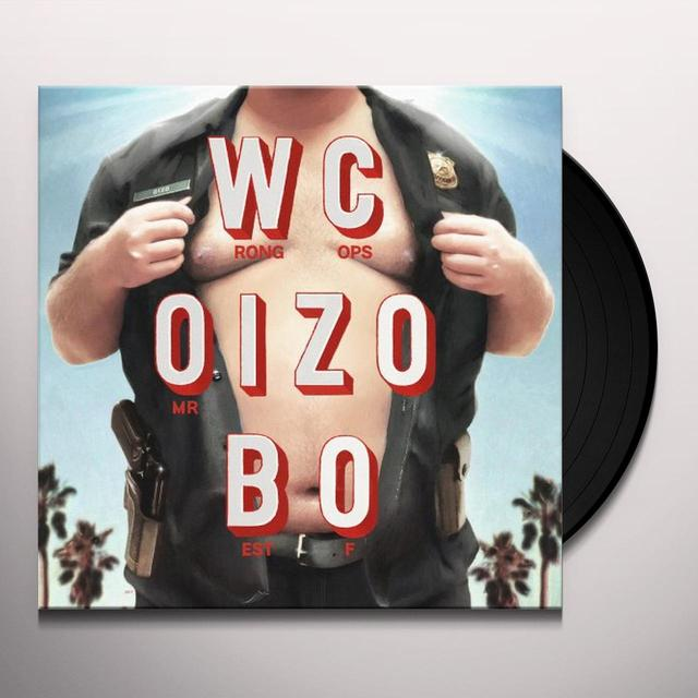 Mr. Oizo WC OIZO BO Vinyl Record - w/CD
