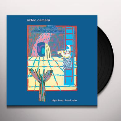 Aztec Camera HIGH LAND HARD RAIN Vinyl Record