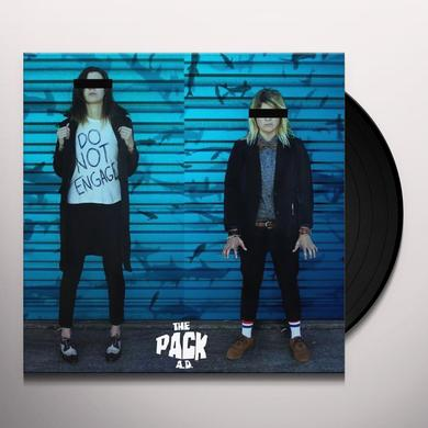 The Pack a.d. DO NOT ENGAGE Vinyl Record - Digital Download Included