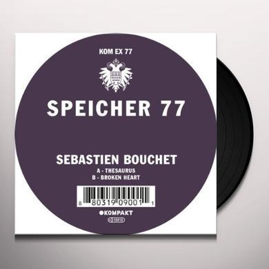 Sebastien Bouchet SPEICHER 77 Vinyl Record