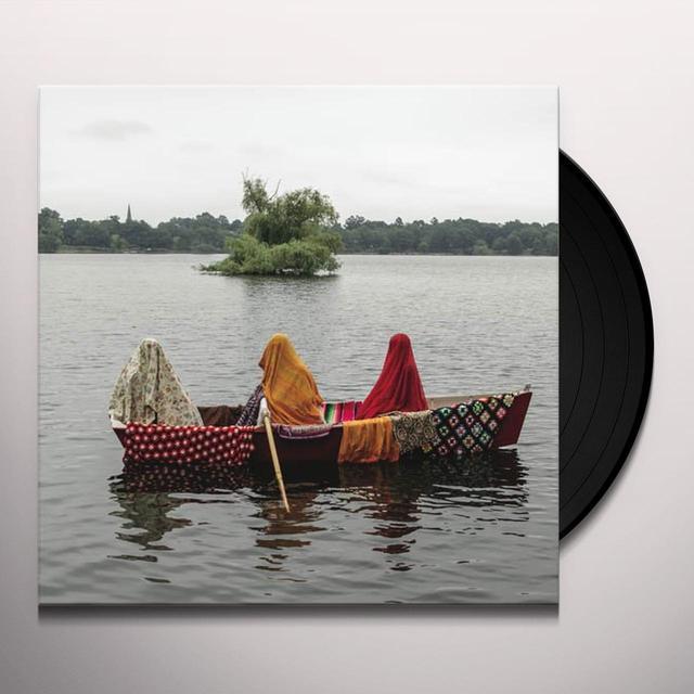 Quilt HELD IN SPLENDOR Vinyl Record - Digital Download Included