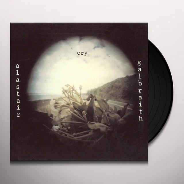 Alastair Galbraith CRY Vinyl Record