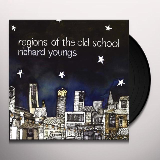 Richard Youngs REGIONS OF THE OLD SCHOOL Vinyl Record