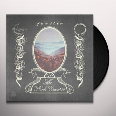 Fenster PINK CAVES Vinyl Record