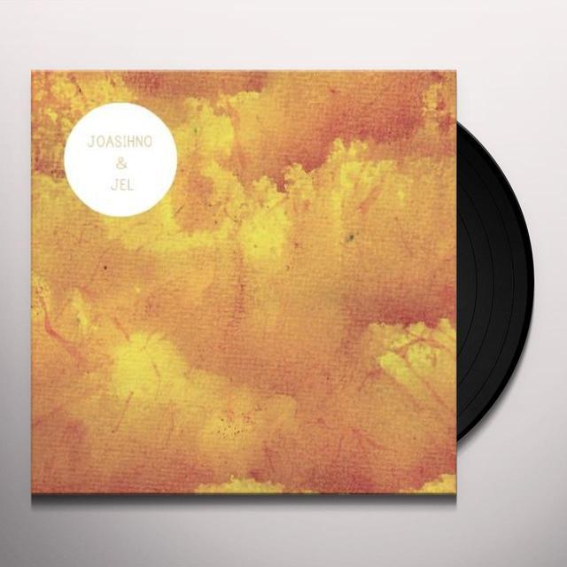 Joasihno & Jel LAY DOWN / HYPNOTIZE US Vinyl Record