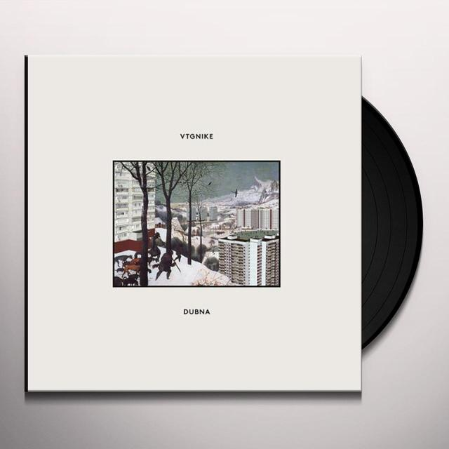 Vtgnike DUBNA Vinyl Record