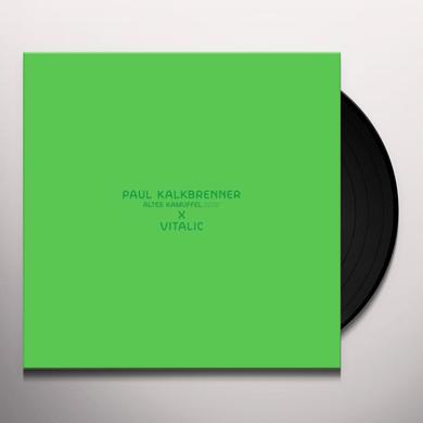 Paul Kalkbrenner ALTES KAMUFFEL Vinyl Record
