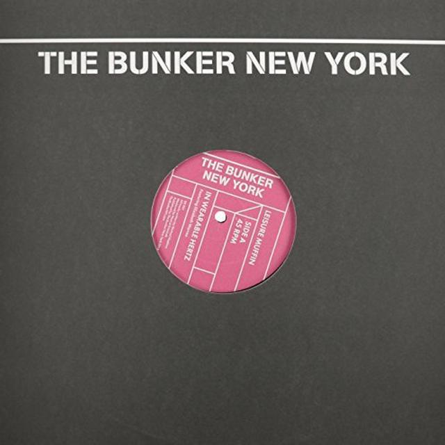 Leisure Muffin BUNKER NEW YORK 001 Vinyl Record