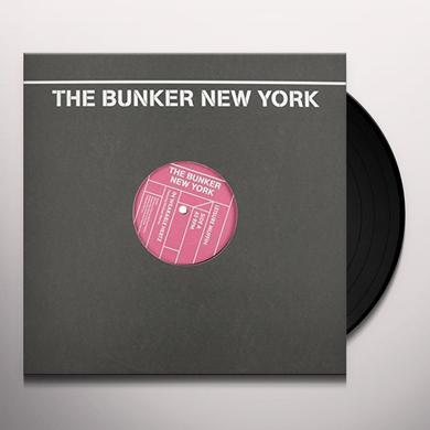 Leisure Muffin BUNKER NEW YORK 001 Vinyl Record