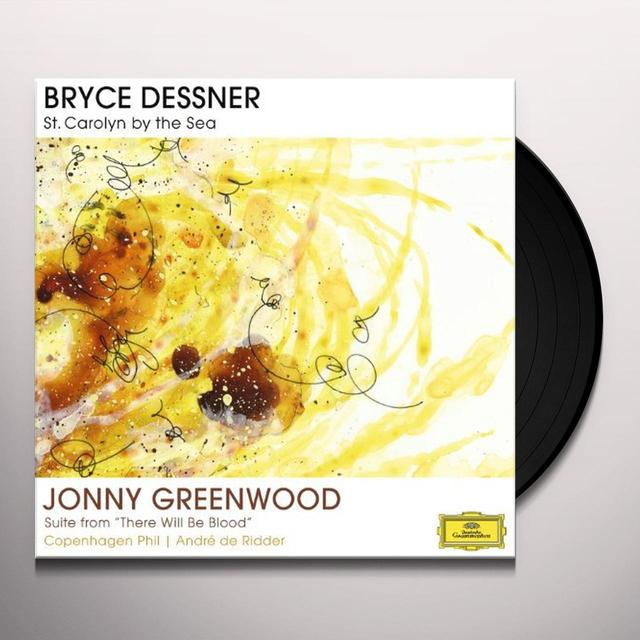 Bryce Dessner ST CAROLYN BY THE SEA / GREENWOOD: SUITE FROM Vinyl Record