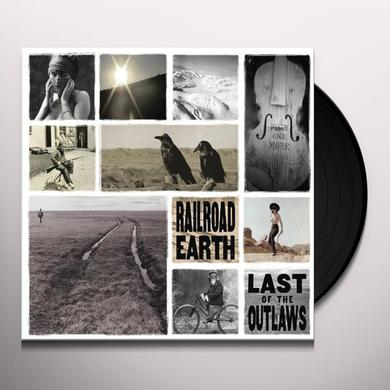 Railroad Earth LAST OF THE OUTLAWS Vinyl Record