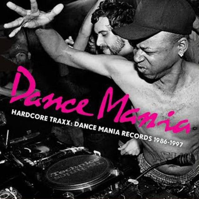 Dance Mania / Various (W/Cd) DANCE MANIA / VARIOUS Vinyl Record - w/CD