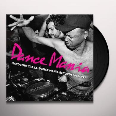 Dance Mania / Various (W/Cd) DANCE MANIA / VARIOUS Vinyl Record - w/CD